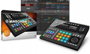 Native Instruments apuesta al Maschine Studio
